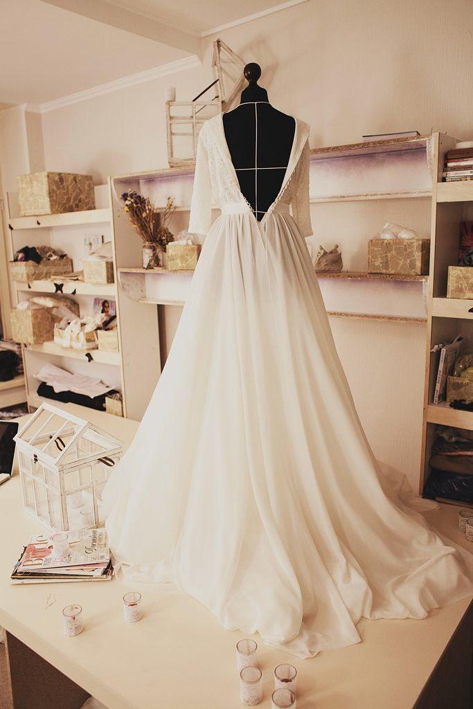 Фото 2412599 в коллекции Портфолио - Cathy Telle - свадебные платья
