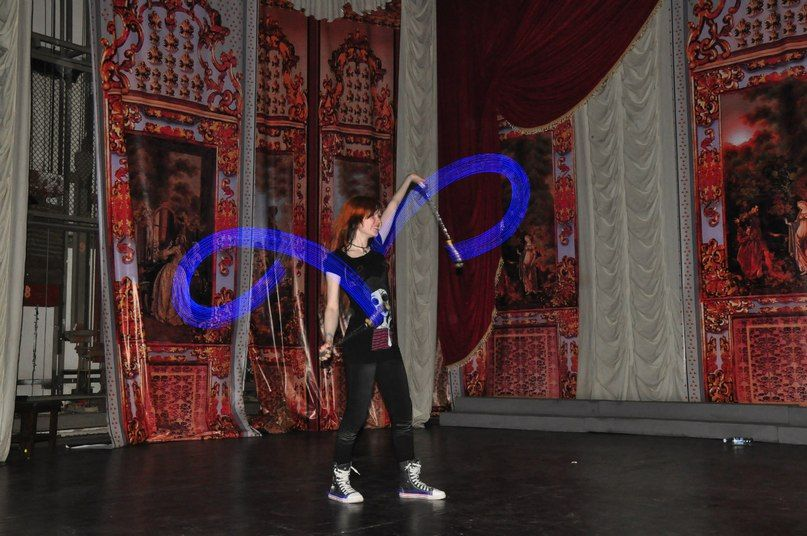 "Фото 1227563 в коллекции Мои фотографии - Театр огня ""Мидгард"" - фаер-шоу"