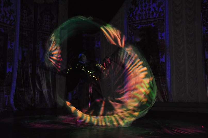 "Фото 1227573 в коллекции Мои фотографии - Театр огня ""Мидгард"" - фаер-шоу"