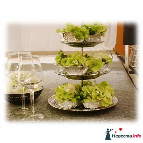 Оформление свадебного стола 3 - фото 119161 Невеста01