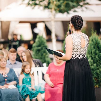 Сценарий выездной церемонии для сестры/мамы