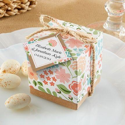 Коробочка для конфет с стиле винтаж