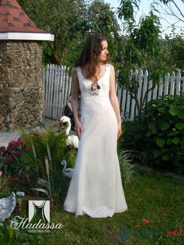 """Фото 10413 в коллекции Свадебные платья. - Студия свадебной моды """"Артрина"""""""