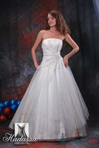 Фото 10417 в коллекции Свадебные платья.