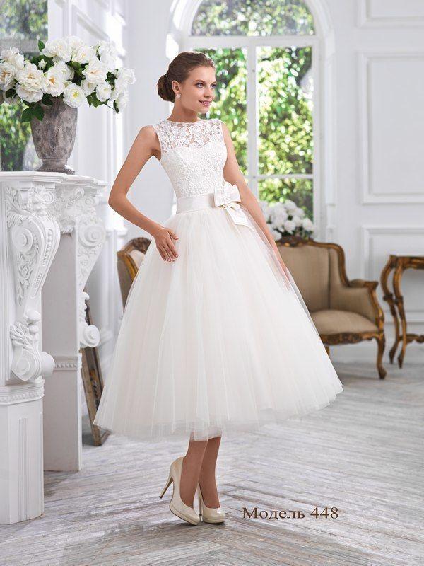 Свадебное платье - модель 448