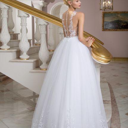 Свадебное платье - модель 1250
