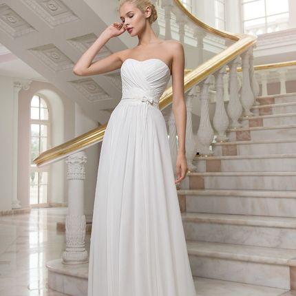 Свадебное платье - модель 1207