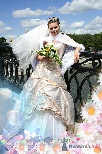 """Фото 10530 в коллекции Свадебные платья от Корсманн - Ателье """"Корсманн"""""""