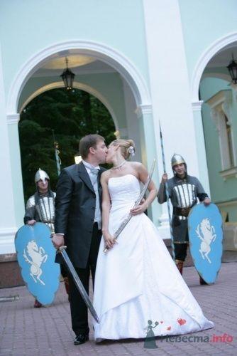 Тематическая свадьба на усадьбе. - фото 13800 Свадебное агентство Wedding Consult