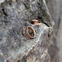 свадебные фото, кольца