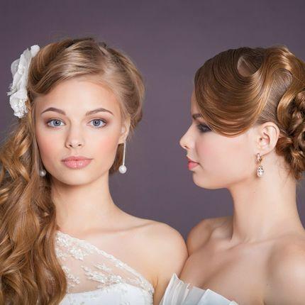 Причёски и укладки