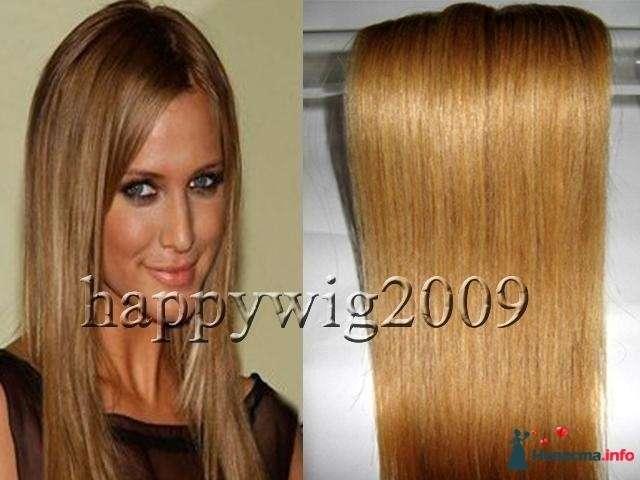 Фото 121249 в коллекции Накладные волосы для невест - Невеста01