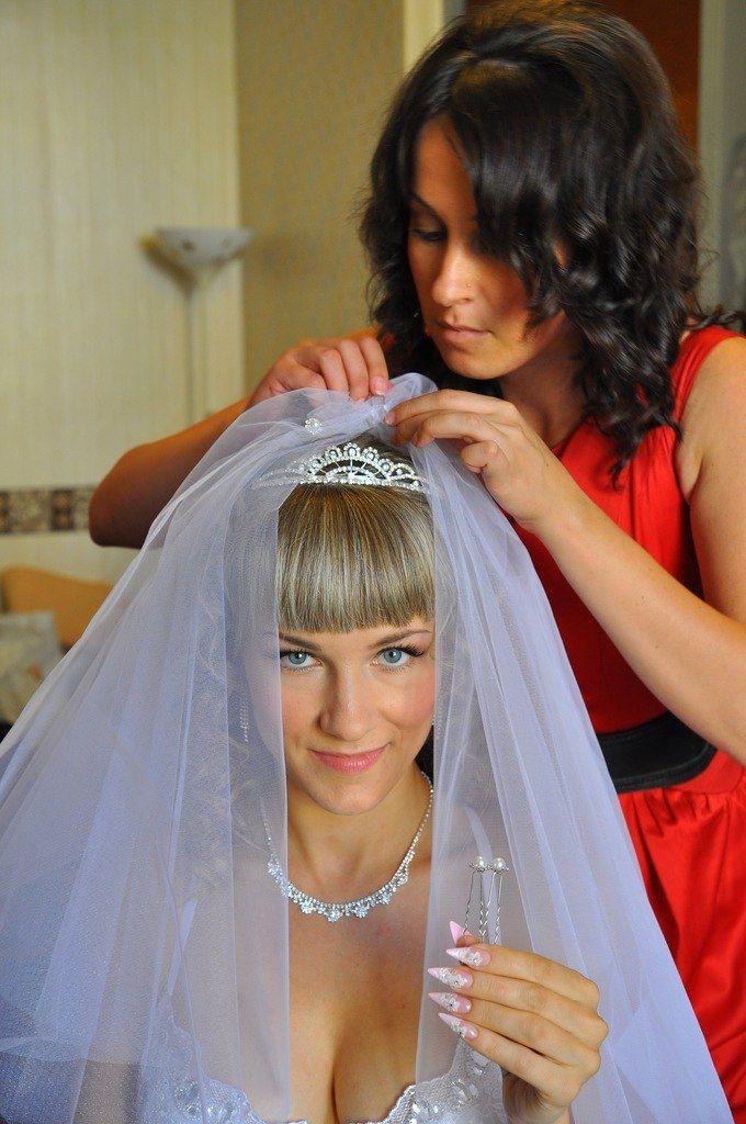 Фото 1214581 в коллекции невесты инстаграм - Юлия Куницына - макияж и прически