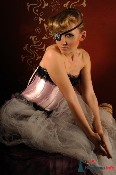 аксессуары, причёска - мои - фото 124718 Свадебный стилист Марина Комарова