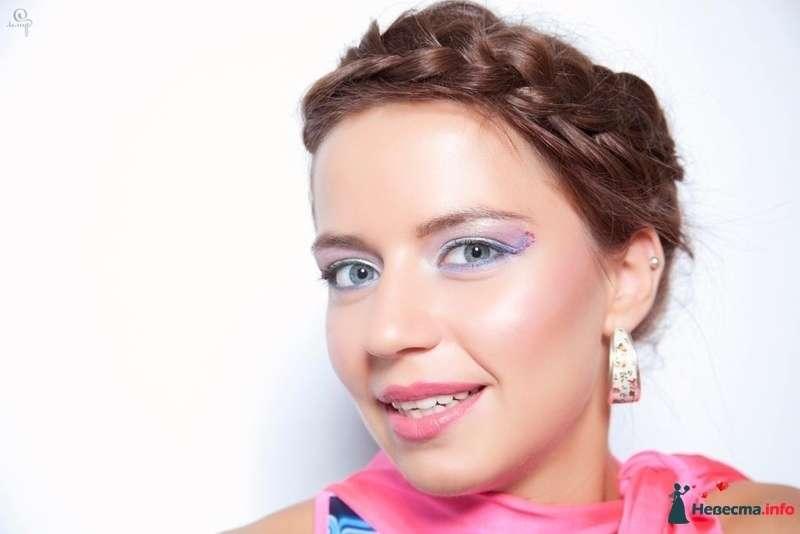 косы -  моя страсть!) - фото 124725 Свадебный стилист Марина Комарова
