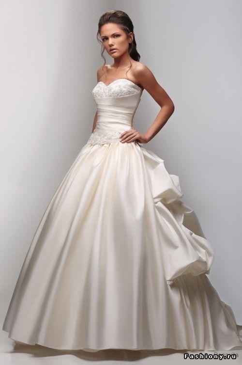 """Фото 1202885 в коллекции Мои фотографии - Свадебное ателье """"Оттенки белого"""""""