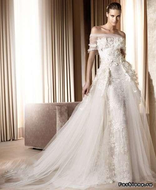 """Фото 1202891 в коллекции Мои фотографии - Свадебное ателье """"Оттенки белого"""""""