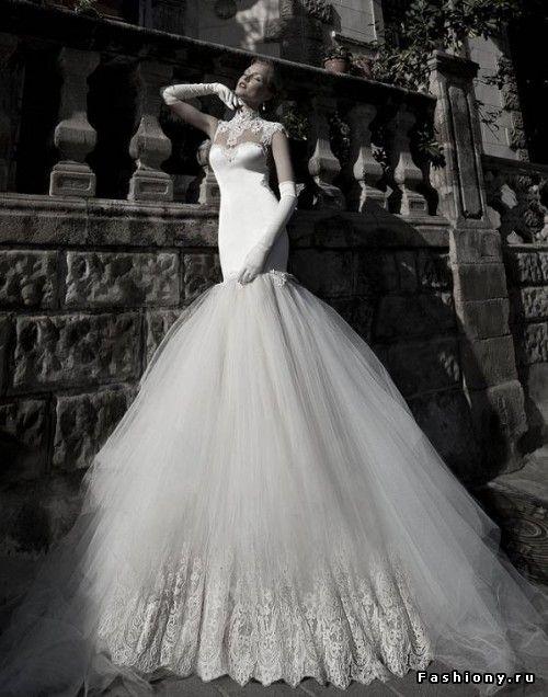 """Фото 1203177 в коллекции Мои фотографии - Свадебное ателье """"Оттенки белого"""""""