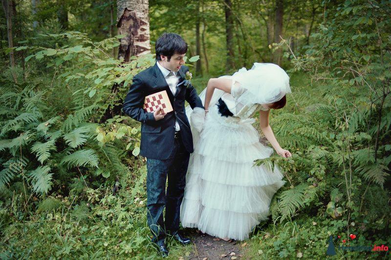 Фото 85119 в коллекции Наша счастливая свадьба - Хлоя