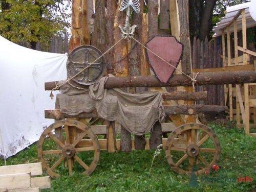 площадка для празднования Вашей свадьбы - фото 11099 198220