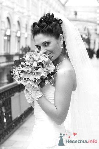 невеста в ГУМе - фото 13040 Lina