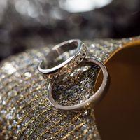 Дорогие свадебные кольца в Москве