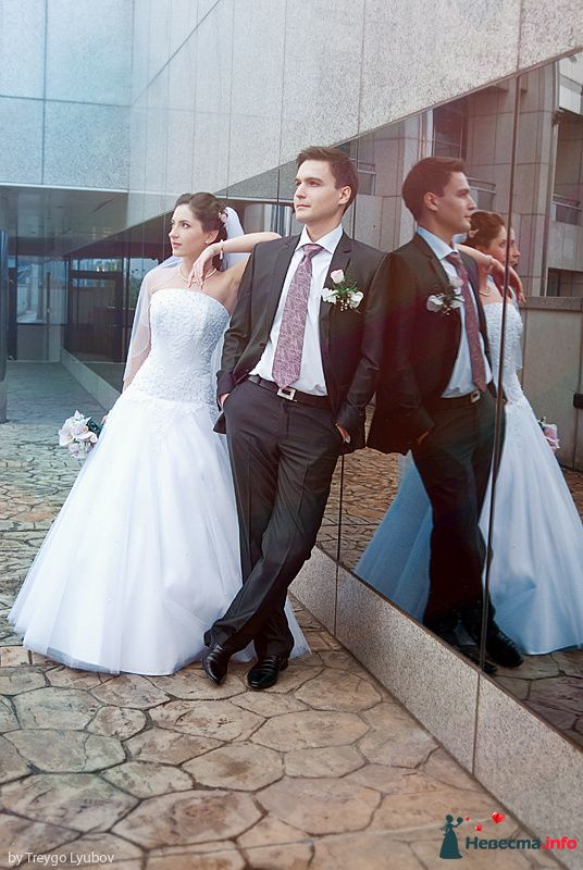 Фото 127551 в коллекции Свадьбы - Свадебный фотограф Трейго Любовь