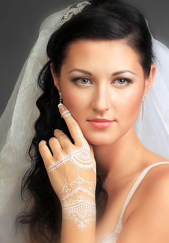 Катя. Свадебный макияж и мехенди - фото 1221399 Ксанка Хмелевская - профессиональный макияж