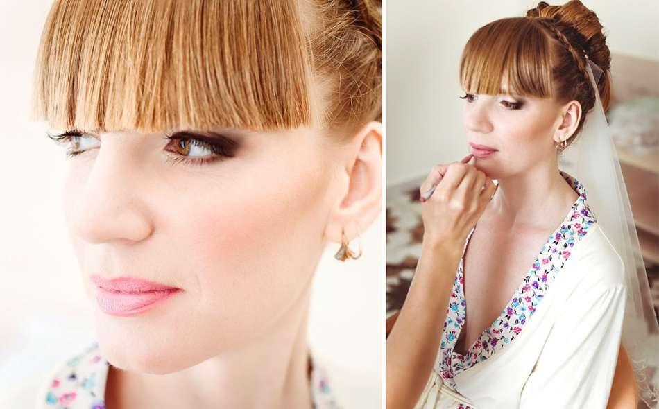 Фото 1221489 в коллекции Мои фотографии - Ксанка Хмелевская - профессиональный макияж