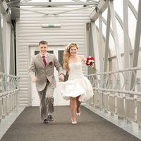 Свадьба, пробежка