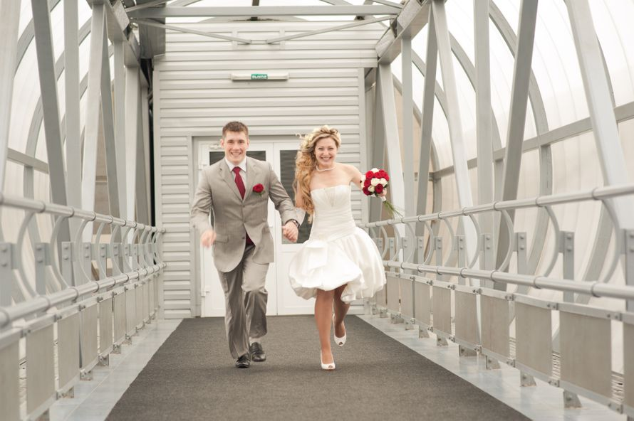 Свадьба, пробежка - фото 2467929 Фотограф Истинный Александр