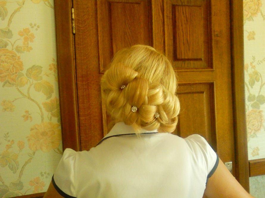 Фото 1224941 в коллекции  - Свадебные прически, вечерние - Татьяна Иванова