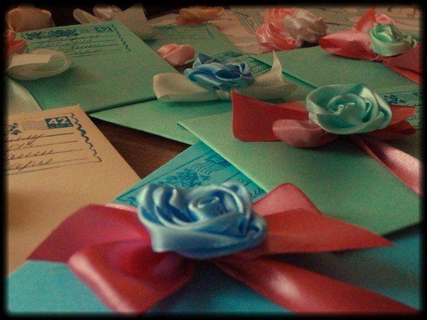 Конверты для пригласительных. - фото 1226571 Holiday Fantasy - оформление и аксессуары