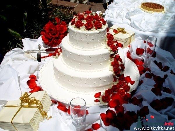 Фото 127438 в коллекции торты - romatоscha