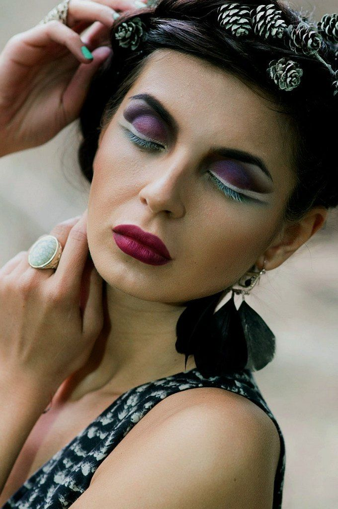 Недорогие фотостудии с макияжем