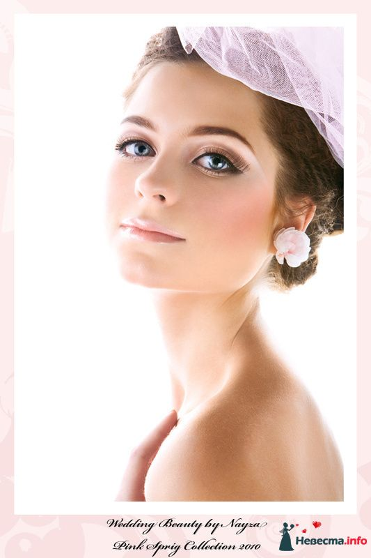 Фото 129250 в коллекции Pink!   Wedding collection by Nayza   S/S 2010 - Nayza - Professional beauty