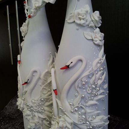 Изготовление свадебной атрибутики