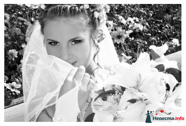 Фото 129223 в коллекции Портфолио - Причёска и макияж от Анжелики Баталовой