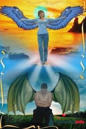 Фото 129448 в коллекции Ангел и демон - Канстанция