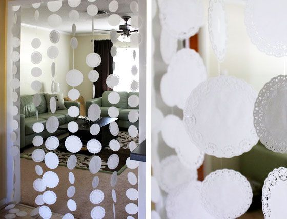 Идеи украшения комнаты на новый год своими руками фото