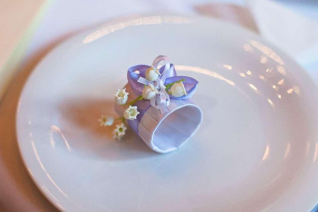 "Кольца для салфеток - фото 1274631 Ателье свадебного декора ""Дара"""