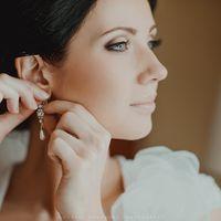 Прическа, макияж - Эль Стиль. Фото - Виктория Романова.