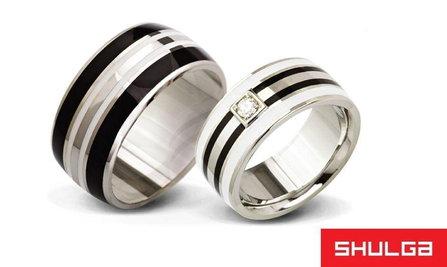 Обручальные кольца ЦЮРИХ - фото 1276689 SHULGA - ювелирная компания