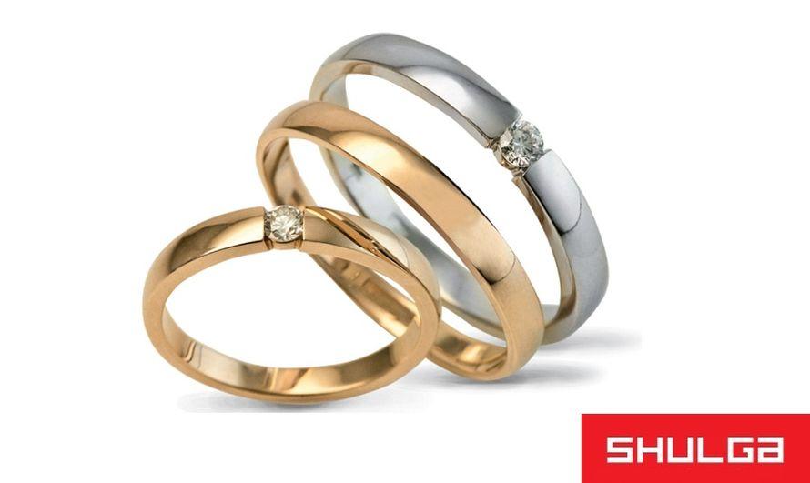Обручальные кольца КАННЫ - фото 1277043 SHULGA - ювелирная компания