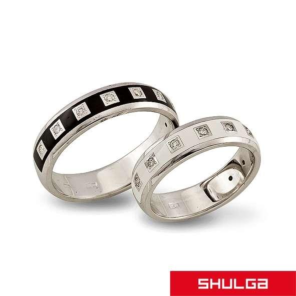 Обручальные кольца КРИТ - фото 1277109 SHULGA - ювелирная компания