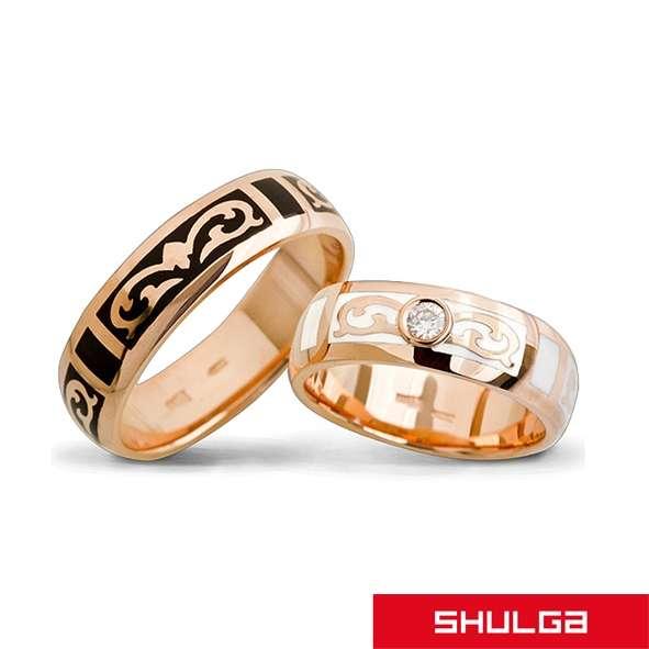 Обручальные кольца РУССКИЙ СТИЛЬ - фото 1277111 SHULGA - ювелирная компания