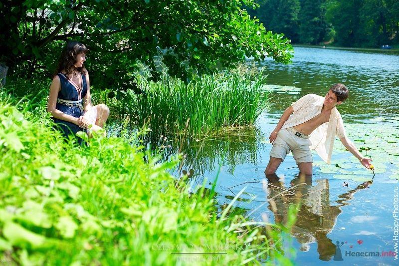 Фото 34613 в коллекции Наша Love story в Кузьминках  - Rainbow