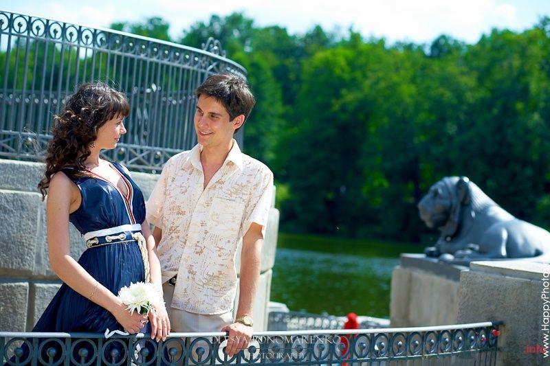 Фото 34614 в коллекции Наша Love story в Кузьминках  - Rainbow
