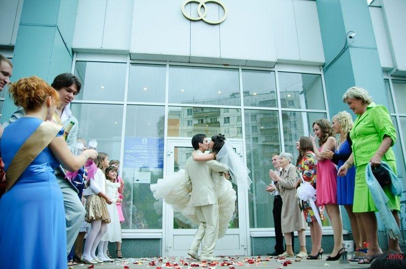 Фото 40092 в коллекции Wedding by Svetlana Alexseeva - Rainbow