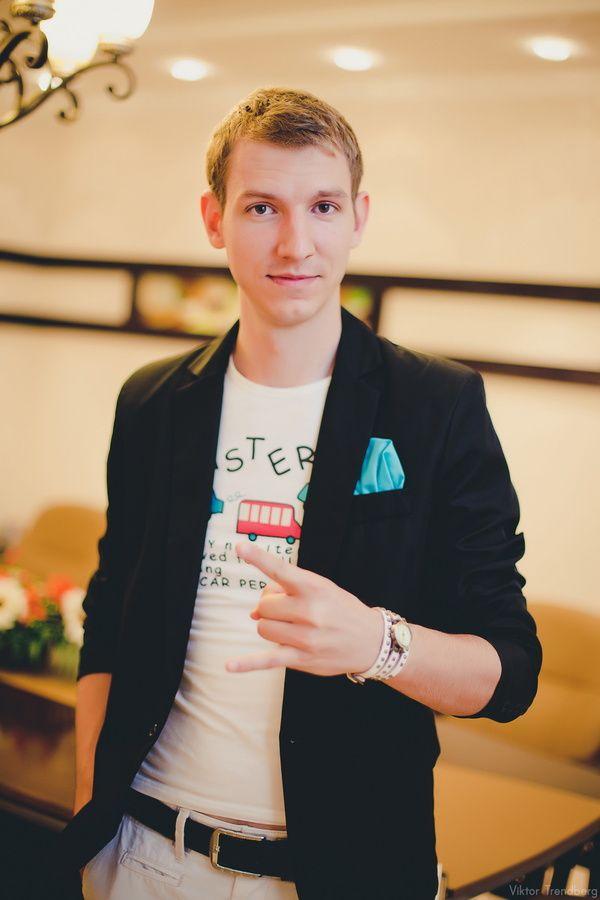 Это я - Андрей Волошин - фото 1346177 Ведущий Андрей Волошин